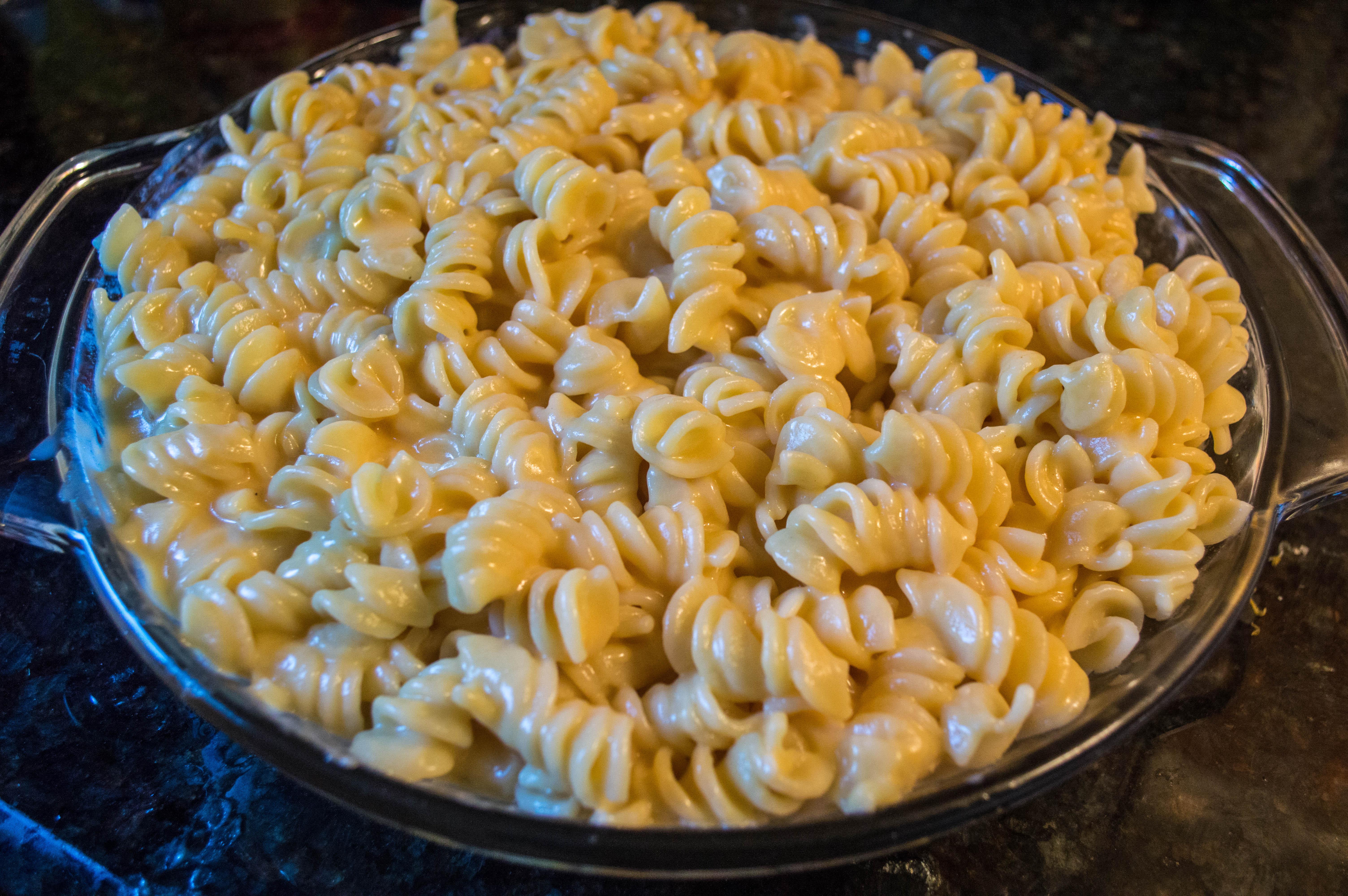 Baked Macaroni Amp Cheese
